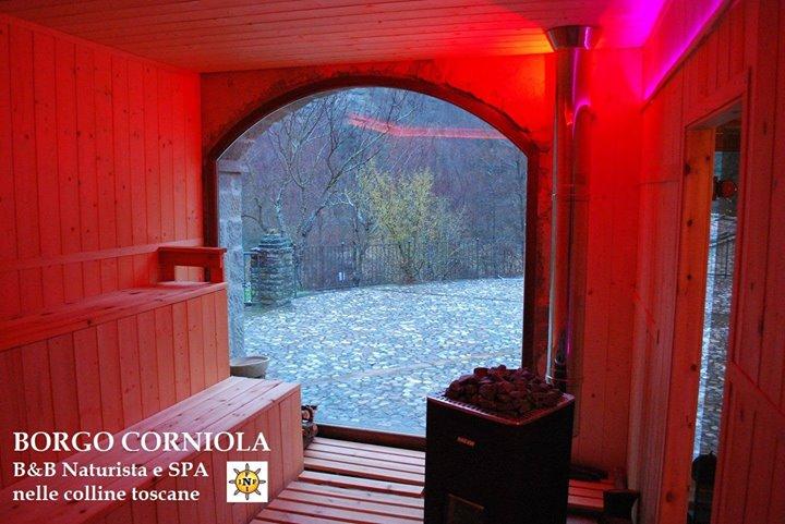 B&B Borgo Corniola E SPA Naturista